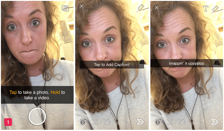 snapchat-onboarding-experience